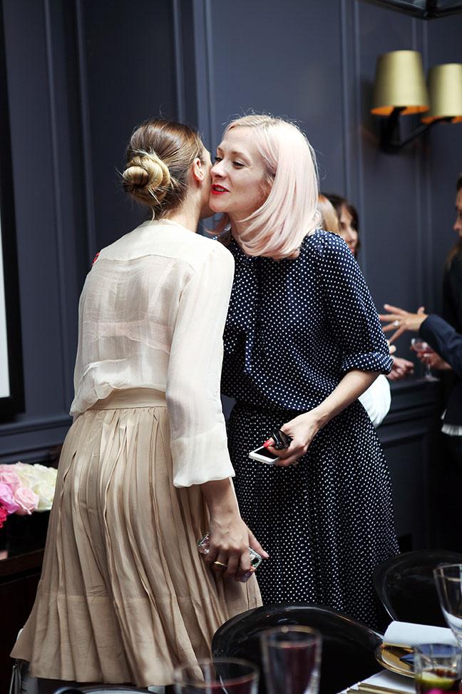 Portia Freeman & Amber Le Bon