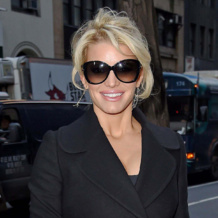 Jessica Simpson wears Monica Vinader Diva Cocktail Ring to appearances at Teen Vogue's 10th Annual Fashion University and The Today Show in New York City