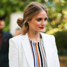 Olivia Palermo wears Diva Ring