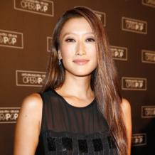 Jennifer Tse wearing Baja rings