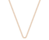 Mini Lungo Chain Necklace - Monica Vinader