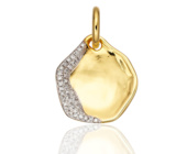 Riva Diamond Shore Pendant - Monica Vinader