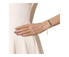Baja Chain Bracelet - Green Onyx - Monica Vinader