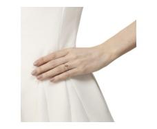 Siren Stacking Ring - Citrine - Monica Vinader