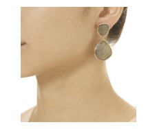 RP Siren Cocktail Earrings - Labradorite - Monica Vinader