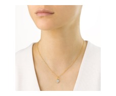 GP Riva Diamond Mini Pendant - Monica Vinader