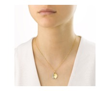 GP Riva Diamond Shore Pendant - Monica Vinader