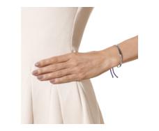 Fiji Friendship Bracelet - Plum - Monica Vinader