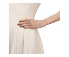 Gold Vermeil Baja Mini Bracelet - Diamond - Monica Vinader