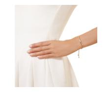 Rose Gold Vermeil Esencia Chain Bracelet - Monica Vinader