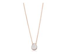 Rose Gold Vermeil Alma Diamond Necklace
