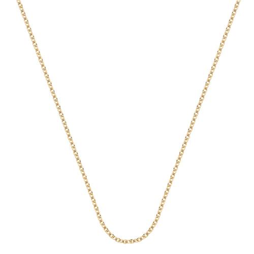 Gold Vermeil Rolo Chain 32